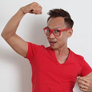 pic of Hideaki Lim